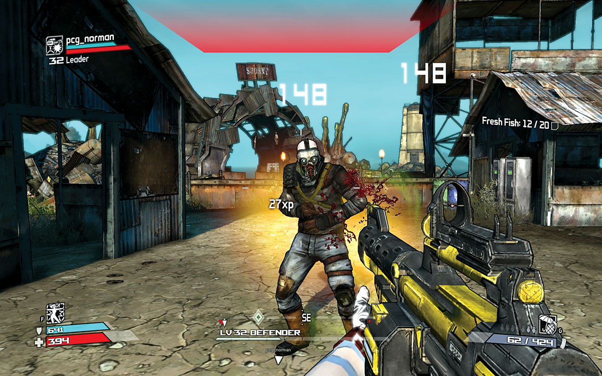 Top 30 First-Person Shooters (FPS) by pwnRank com Quiz - By pwnrank